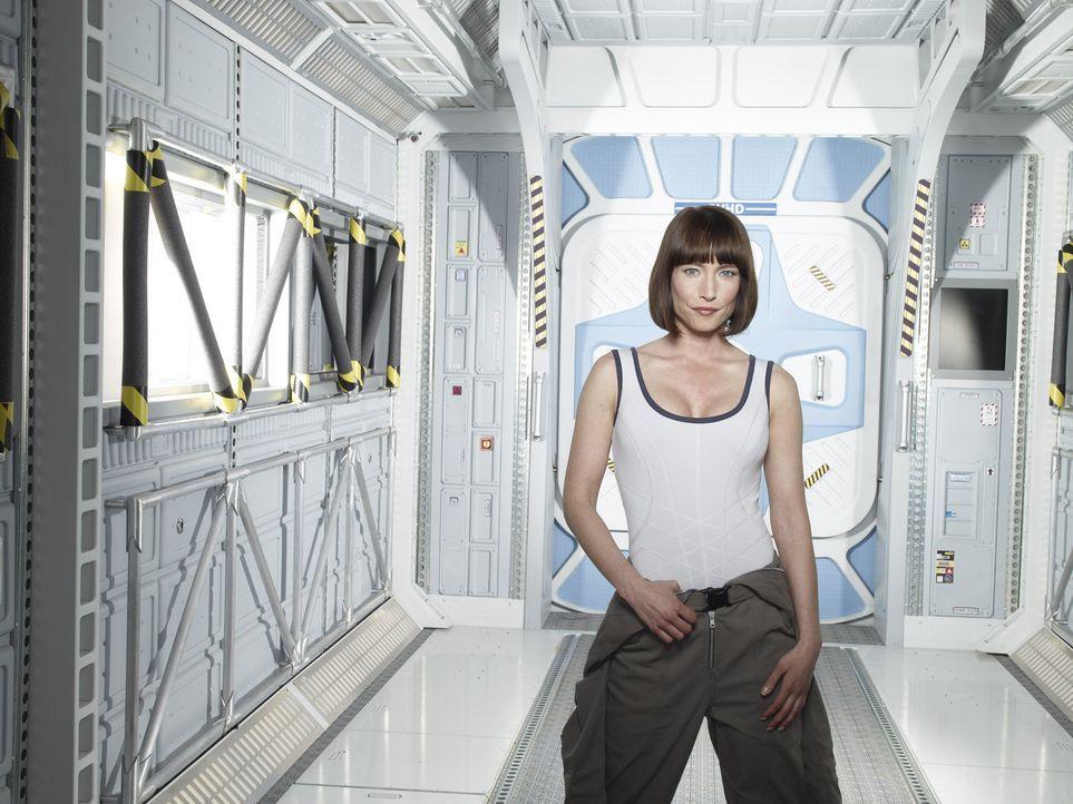 DEFYING GRAVITY - LIEBE IM WELTALL: Nadia (Florentine Lahme) ... - Bildquelle: 2009 Fox Television Studios.