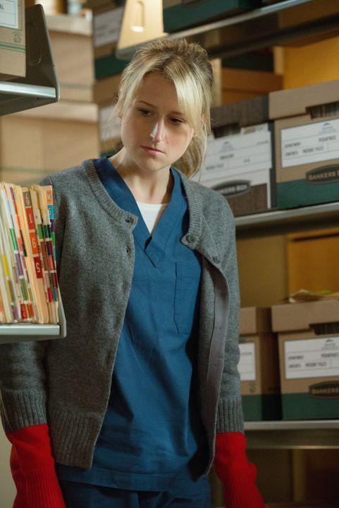 Hat das Chaos der Gefühle für Emily (Mamie Gummer) endlich ein Ende? - Bildquelle: 2012 The CW Network, LLC. All rights reserved.