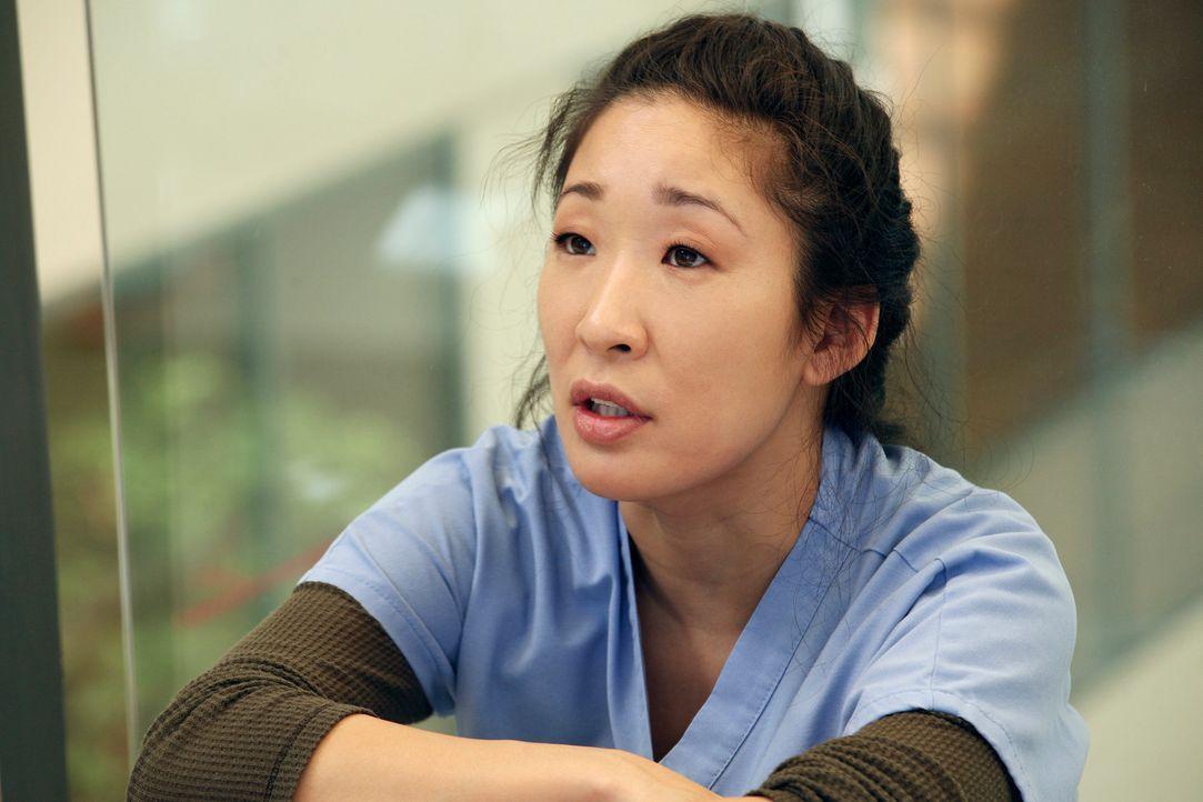 Nach und nach stößt Cristina (Sandra Oh) an die Grenzen ihres Gewissens ... - Bildquelle: Touchstone Television
