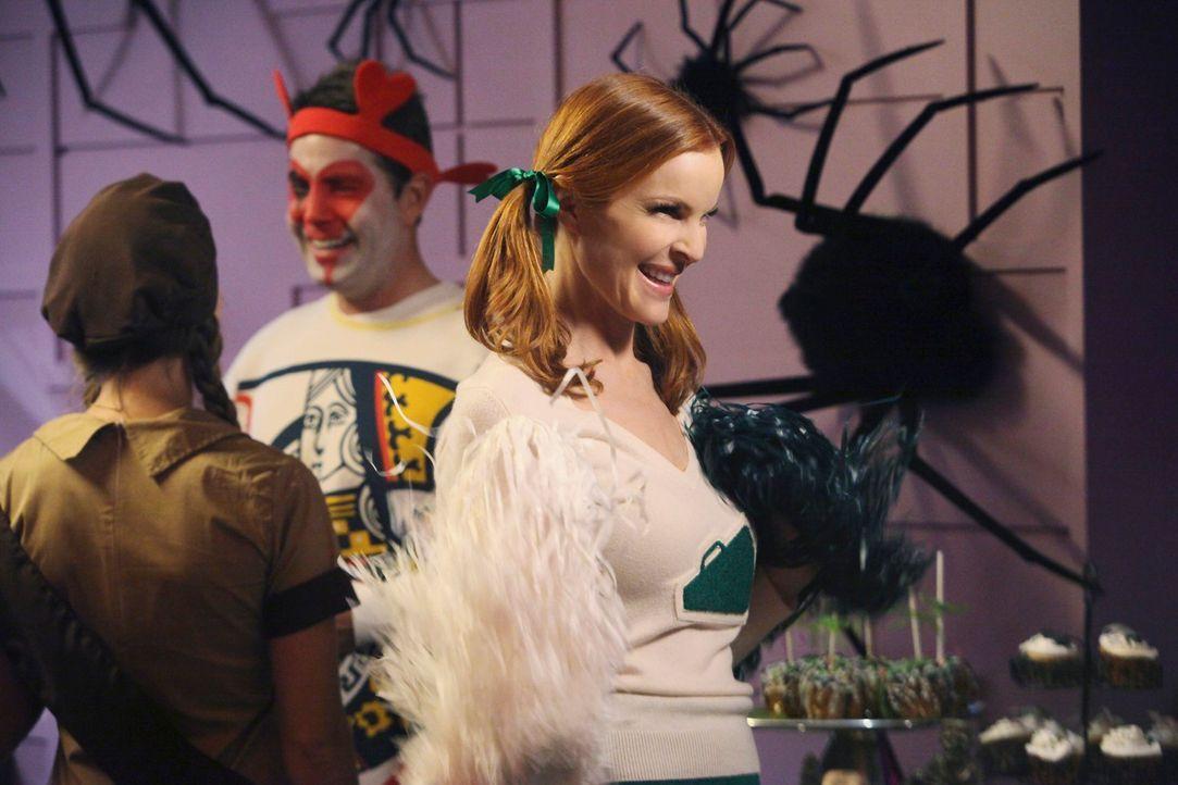 Ahnt noch nicht, dass sie gleich ein Geheimnis über Keith erfahren wird: Bree (Marcia Cross) ... - Bildquelle: ABC Studios