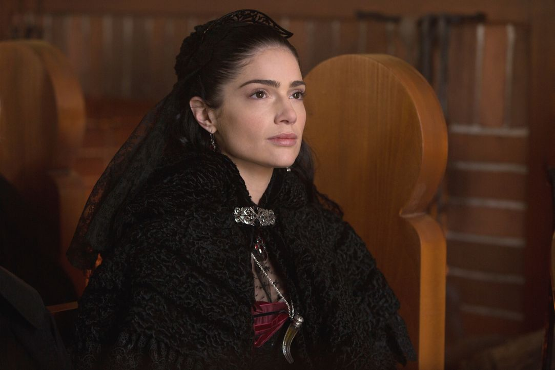 Noch glaubt Mary (Janet Montgomery), in Salem alles unter Kontrolle zu haben ... - Bildquelle: 2015 Fox and its related entities. All rights reserved.