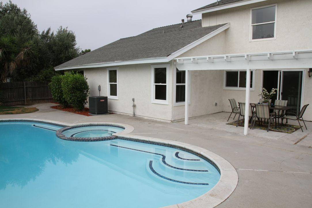 So lässt es sich leben: Das heruntergekommene Haus in Anaheim erstrahlt nach dem Umbau und der Renovierung wieder in neuem Glanz ... - Bildquelle: 2013,HGTV/Scripps Networks, LLC. All Rights Reserved