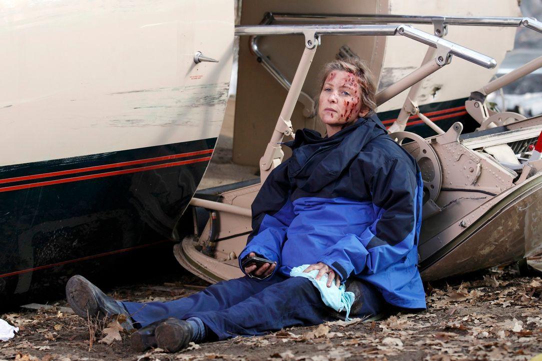 Wird sie das Unglück überleben? Arizona (Jessica Capshaw) - Bildquelle: Touchstone Television
