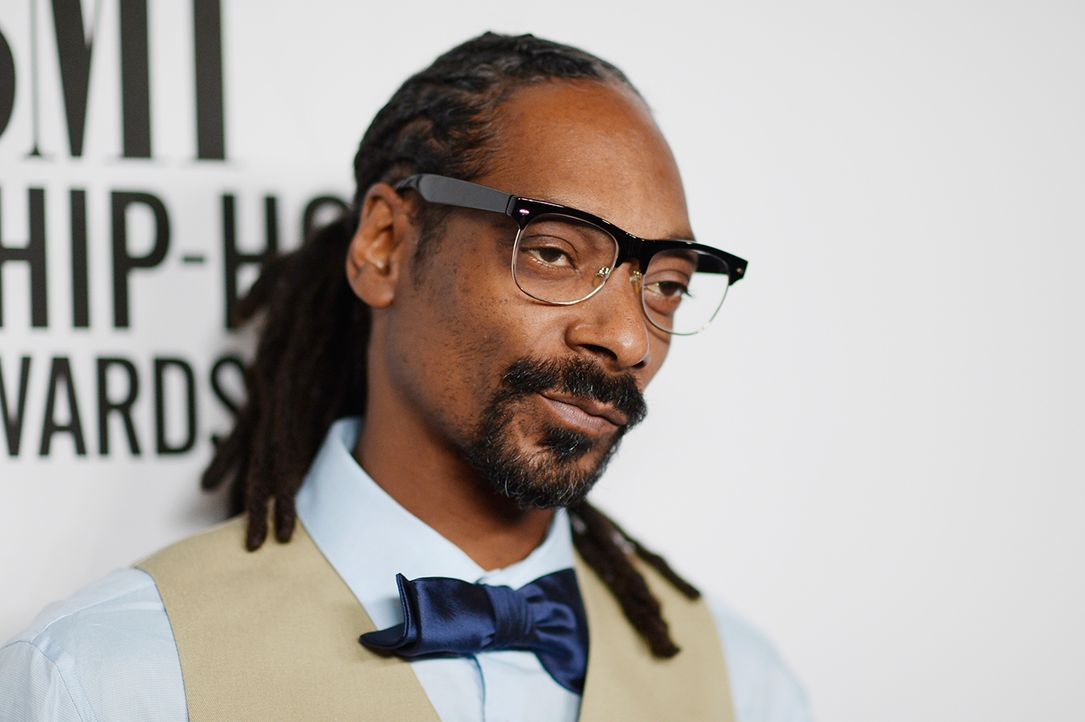 snoop-dogg-afp - Bildquelle: Frazer Harrison / GETTY IMAGES NORTH AMERICA / AFP