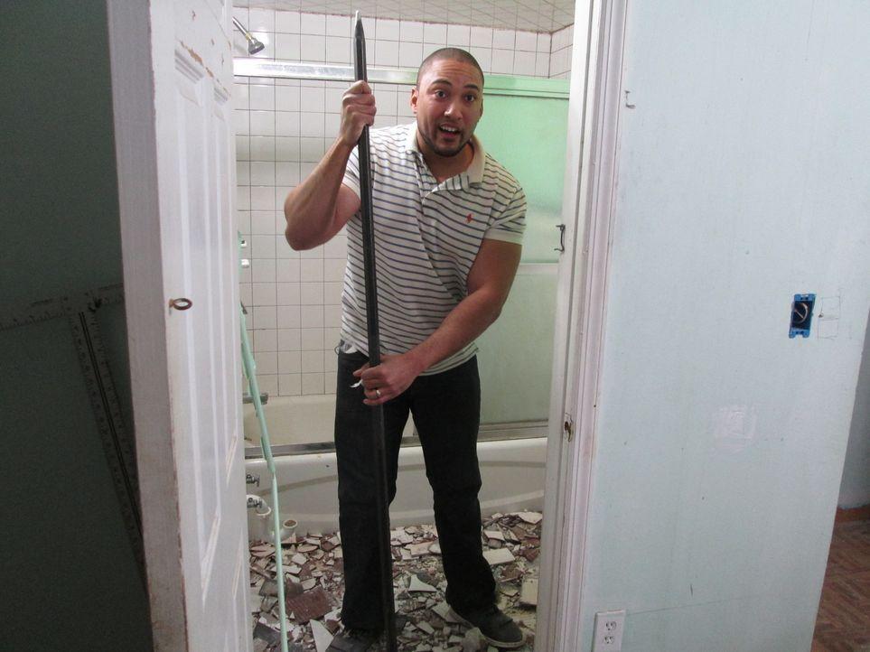 Wird sein erster Umbau wirklich so viel Geld einbringen, wie Mike hofft? - Bildquelle: 2014, DIY Network's/Scripps Network's, LLC.