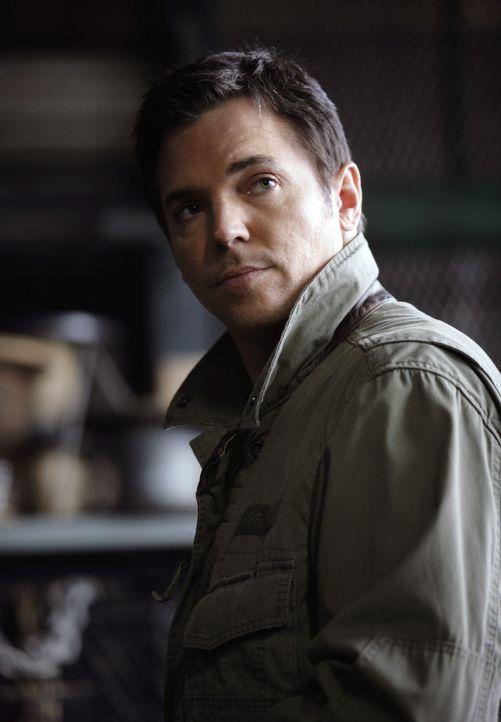 Er ist der Einzige, der weiß, wer Kyle wirklich ist. Tom Foss (Nicholas Lea) macht daraus jedoch ein großes Geheimnis ... - Bildquelle: TOUCHSTONE TELEVISION
