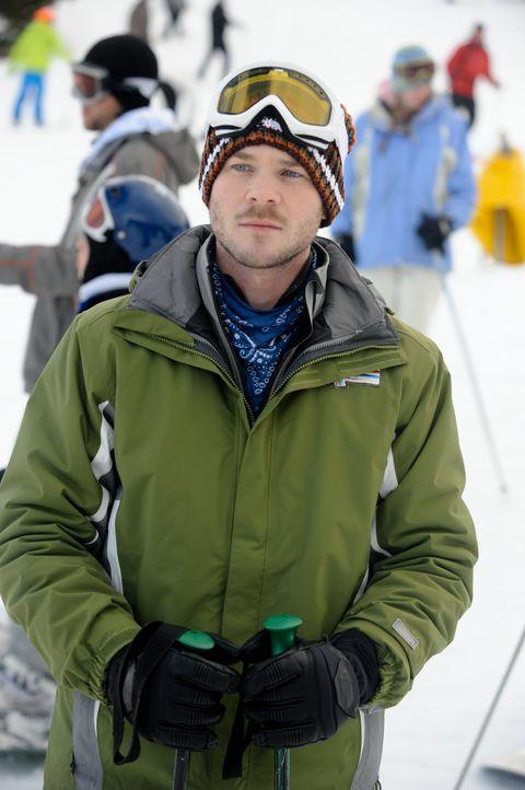 Ein herrlicher Tag auf der Skipiste endet für Joe (Shawn Ashmore) und seine Freunde in einer Katastrophe ... - Bildquelle: Fred Hayes Frostbite Features, Inc. / Fred Hayes