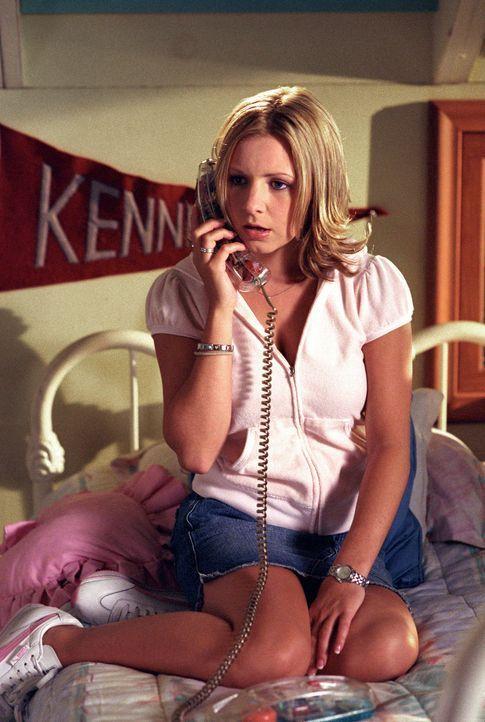 Kevin steht kurz davor, Lucy (Beverley Mitchell) einen Heiratsantrag zu machen. Als der Zeitpunkt perfekt scheint, ruiniert ein Zwischenfall jedoch... - Bildquelle: The WB Television Network