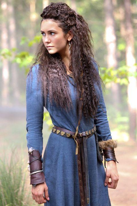 Ist die Erinnerung an Tatia (Nina Dobrev) nur eine von vielen, die Elijah tief verborgen in seinem Gedächtnis, hinter einer roten Tür, versteckt häl... - Bildquelle: Warner Bros. Television