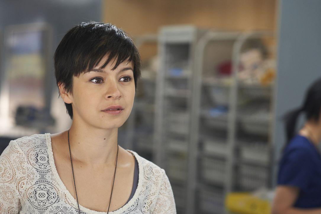 Leugnet Maggie (Julia Taylor Ross) ihre Gefühle für Gavin?