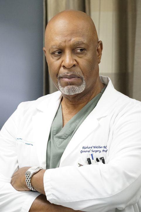 Dr. Richard Webber (James Pickens jr.) - Bildquelle: Kelsey McNeal 2019 American Broadcasting Companies, Inc. All rights reserved. / Kelsey McNeal