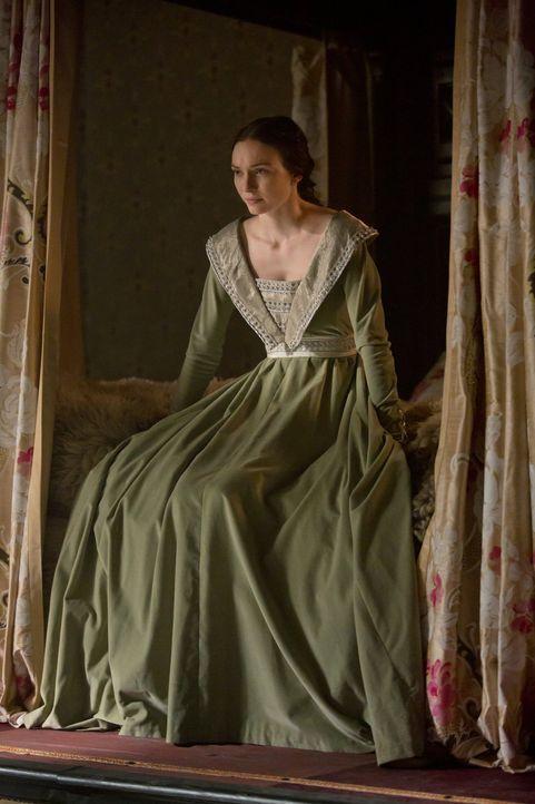 Eine große Schlacht steht bevor und Isabel Neville (Eleanor Tomlinson) hofft, dass diese zu Gunsten ihrer Familie ausgehen wird ... - Bildquelle: 2013 Starz Entertainment LLC, All rights reserved