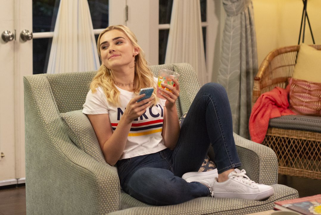 Taylor (Meg Donnelly) - Bildquelle: Michael Ansell 2018 American Broadcasting Companies, Inc. All rights reserved. / Michael Ansell