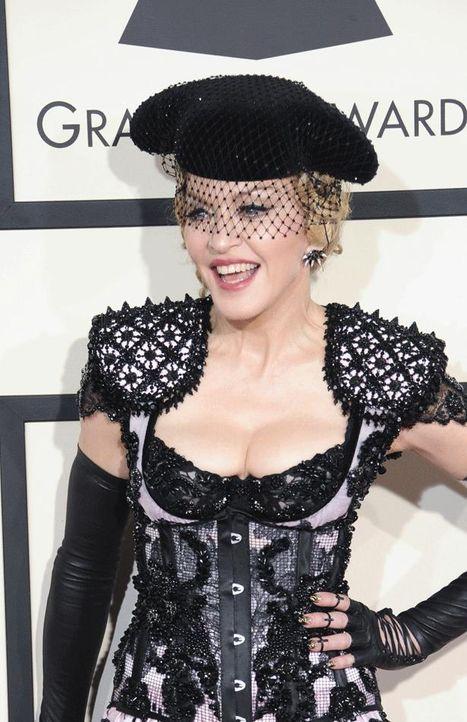 Madonna  - Bildquelle: WENN