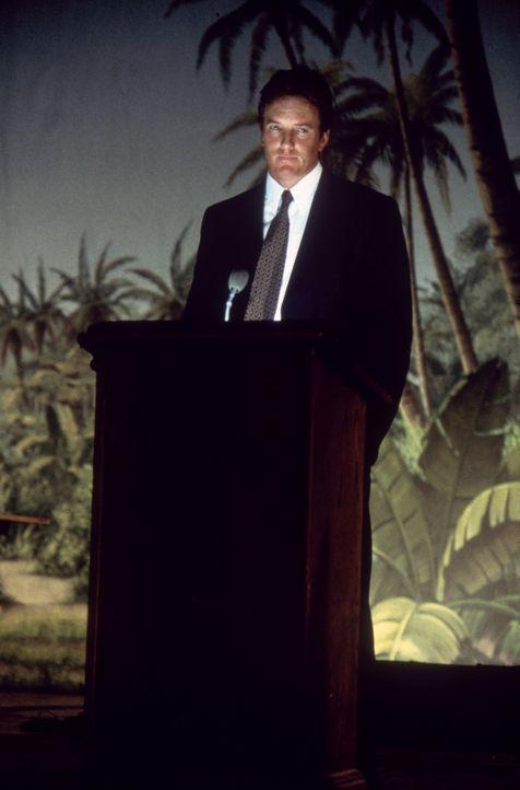 Sieht den Wald vor lauter Bäumen nicht: Detective Morrison (Linden Ashby) ... - Bildquelle: Columbia Pictures