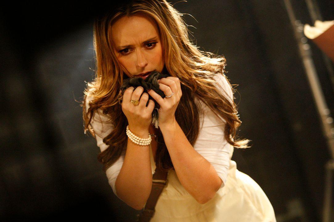 Verhilft Fiona, einer verstorbenen jungen Frau, ins Licht zu gehen: Melinda (Jennifer Love Hewitt) ... - Bildquelle: ABC Studios