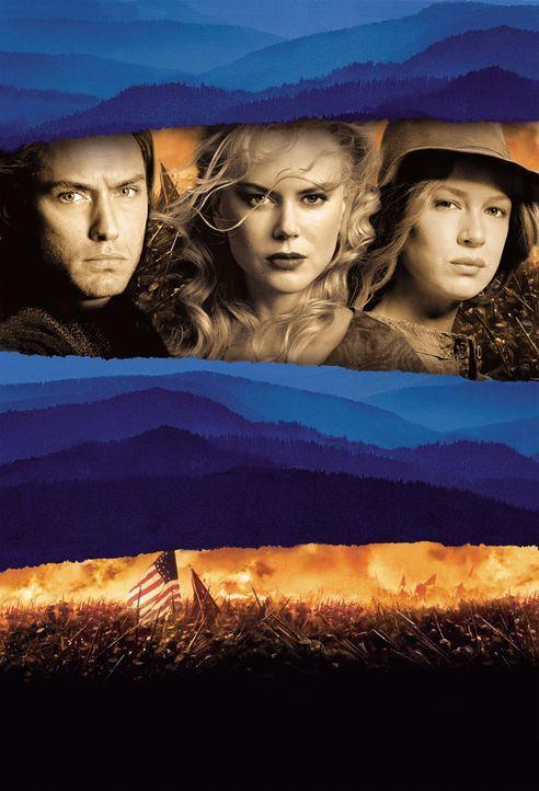 """""""Unterwegs nach Cold Mountain"""" mit (v.l.n.r.) Jude Law, Nicole Kidman und Renée Zellweger ... - Bildquelle: Phil Bray MIRAMAX Films/Dimension Films. All Rights Reserved. / Phil Bray"""