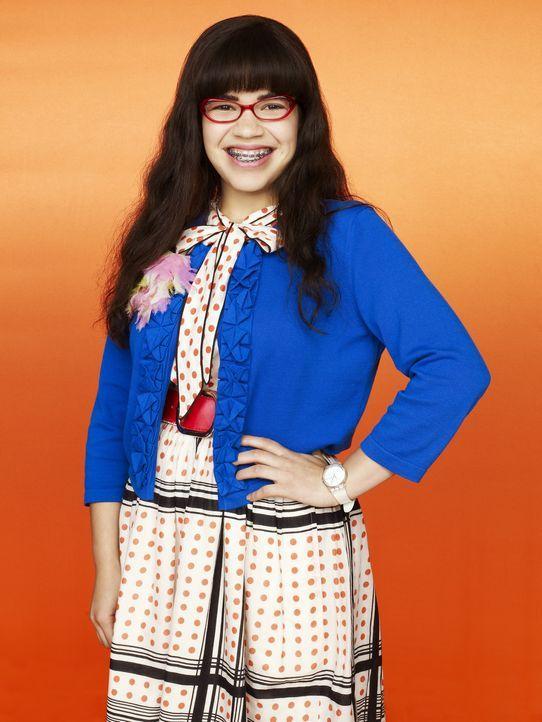 (3. Staffel) - Versucht beruflich weiterzukommen und bekommt dabei harte Konkurrenz: Betty (America Ferrera) ... - Bildquelle: 2008   ABC Studios