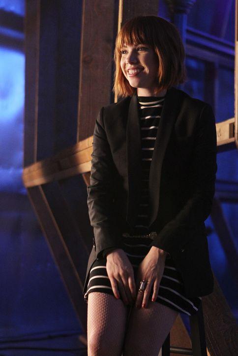 Während des Auftritts des musikalischen Stars Carly Rae Jepsen (Carly Rae Jepsen) passiert etwas Unerwartetes ... - Bildquelle: John Fleenor ABC Studios / John Fleenor