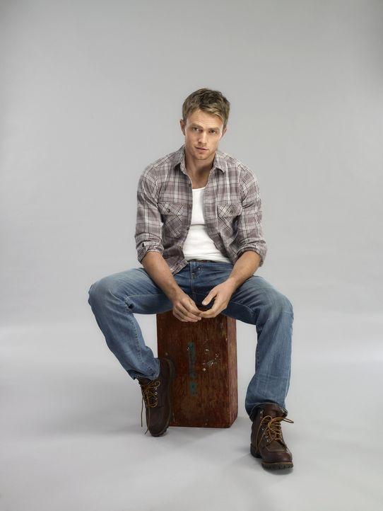 (2. Staffel) - Obwohl Wade Kinsella (Wilson Bethel) im Ort als Frauenheld bekannt ist, scheint er bei Zoe Hart überhaupt keine Chance zu haben ... - Bildquelle: Warner Bros.