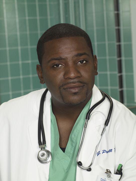 (14. Staffel) - Muss täglich Entscheidungen über Leben und Tod treffen: Dr. Gregory Pratt (Mekhi Phifer) ... - Bildquelle: Warner Bros. Television