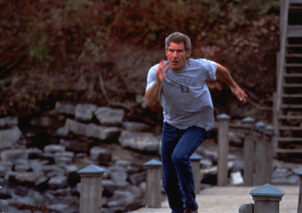 Die Schatten der Vergangenheit holen ihn ein: Dr. Norman Spencer (Harrison Ford) ... - Bildquelle: 20th Century Fox