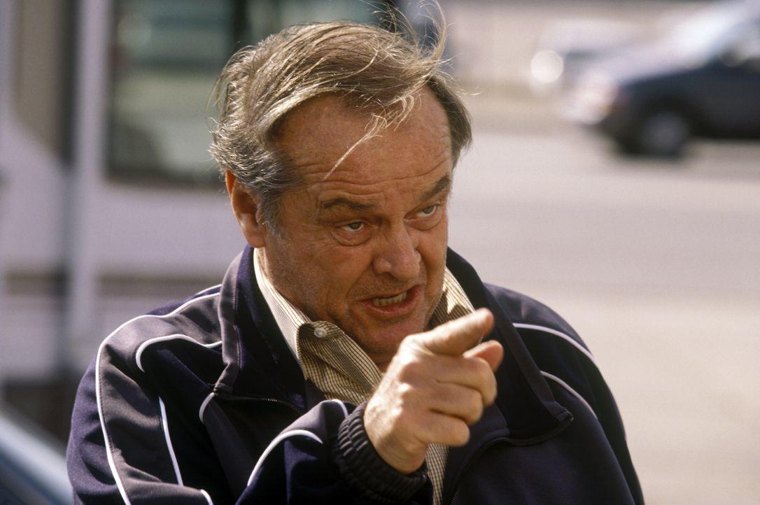 Als Rentner möchte sich Schmidt (Jack Nicholson) nützlich machen und beschließt, einem Patenkind in Afrika monatlich Geld zu überweisen. Die Bri... - Bildquelle: New Line Cinema