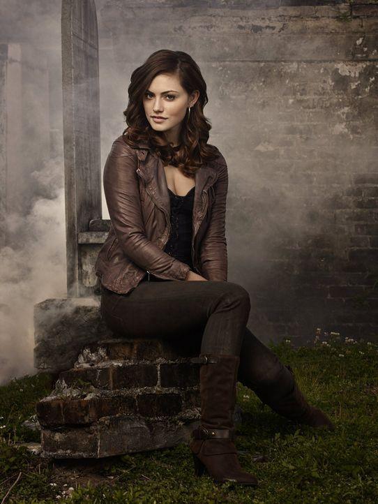 (1. Staffel) - Hayley (Phoebe Tonkin) trägt etwas in sich, dass die Welt auf den Kopf stellen kann ... - Bildquelle: Warner Bros. Television