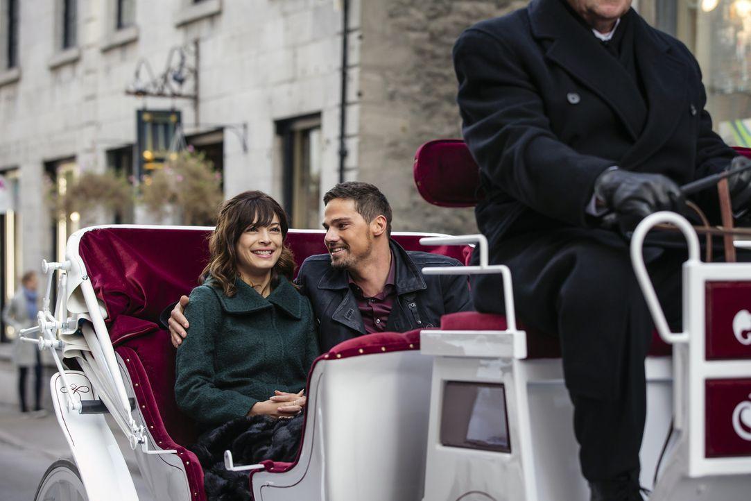 Wird es Cat (Kristin Kreuk, l.) und Vincent (Jay Ryan, r.) gelingen, Braxton endgültig das Handwerk zu legen und gemeinsam glücklich zu werden? - Bildquelle: Jan Thijs 2016 The CW Network. All Rights Reserved.