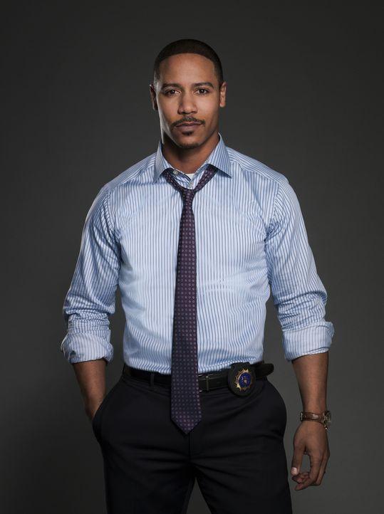 (1. Staffel) - Ist Catherines und Tess' Vorgesetzter beim NYPD: Joe Bishop (Brian White) ... - Bildquelle: 2012 The CW Network, LLC. All rights reserved.