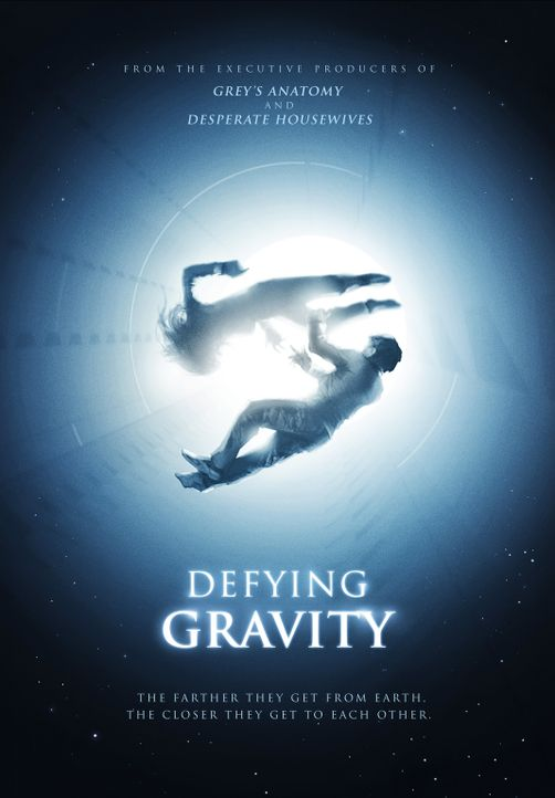 DEFYING GRAVITY - Plakatmotiv - Bildquelle: 2009 Fox Television Studios.
