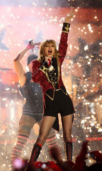 Taylor Swift bei der MTV EMA - Bildquelle: AFP