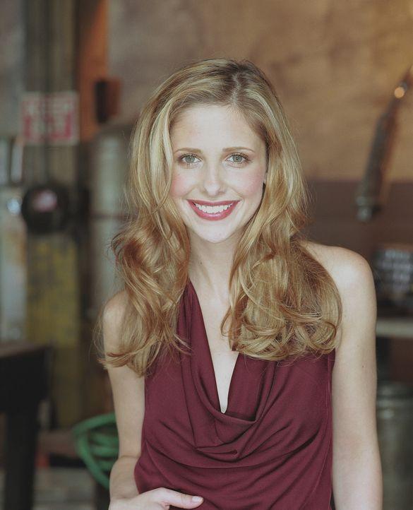 (6. Staffel) - Die hübsche Buffy (Sarah Michelle Gellar) hat eine schwere Aufgabe: Als Vampirjägerin ist sie dazu bestimmt, die Welt vor den bösen M... - Bildquelle: TM +   Twentieth Century Fox Film Corporation. All Rights Reserved.