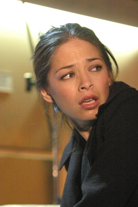 Als Clark sich der Sache annimmt, muss er bald erkennen, dass auch Lana (Kristin Kreuk) in Gefahr ist ... - Bildquelle: Warner Bros.