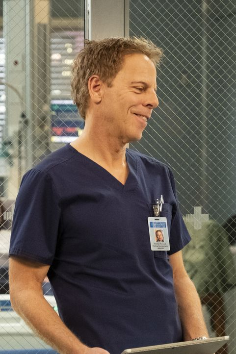 Dr. Thomas Koracick (Greg Germann) - Bildquelle: Jessica Brooks ABC Studios / Jessica Brooks