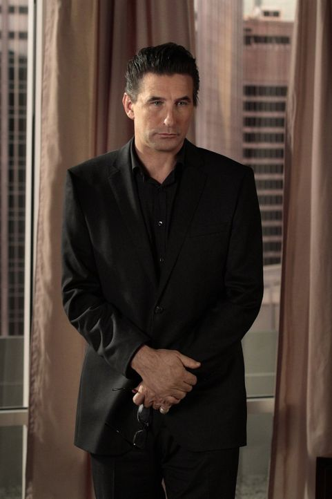 Kehrt wegen einer Familienkrise in die Upper East Side zurück: William van der Woodsen (William Baldwin) ... - Bildquelle: Warner Bros. Television