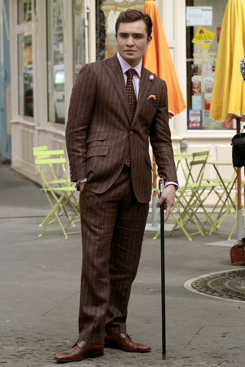 Will unter neuem Namen ein neues Leben mit Eva anfangen: Chuck (Ed Westwick) ... - Bildquelle: Warner Brothers