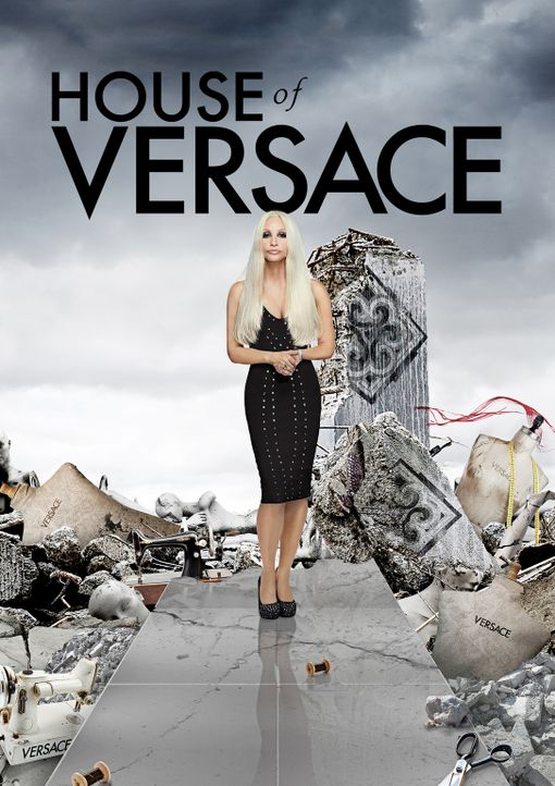 House of Versace - Ein Leben für die Mode - Artwork - Bildquelle: 2013 Lifetime Entertainment Services, LLC. All rights reserved.