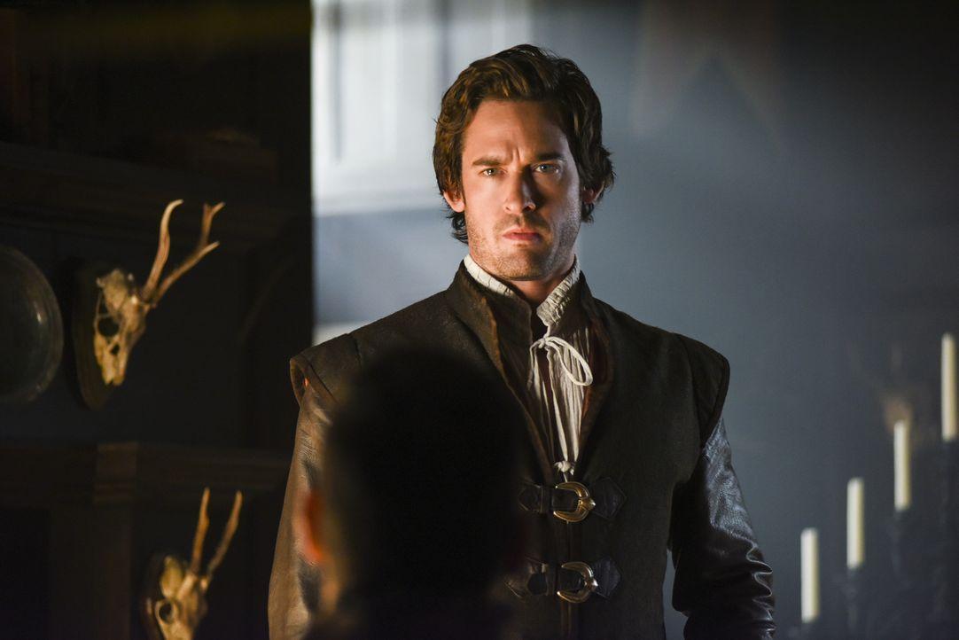 König Darnley (Will Kemp) verstrickt sich immer mehr in seinen Lügen und Intrigen ... - Bildquelle: John Medland John Medland /The CW -   2017 The CW Network, LLC. All Rights Reserved.