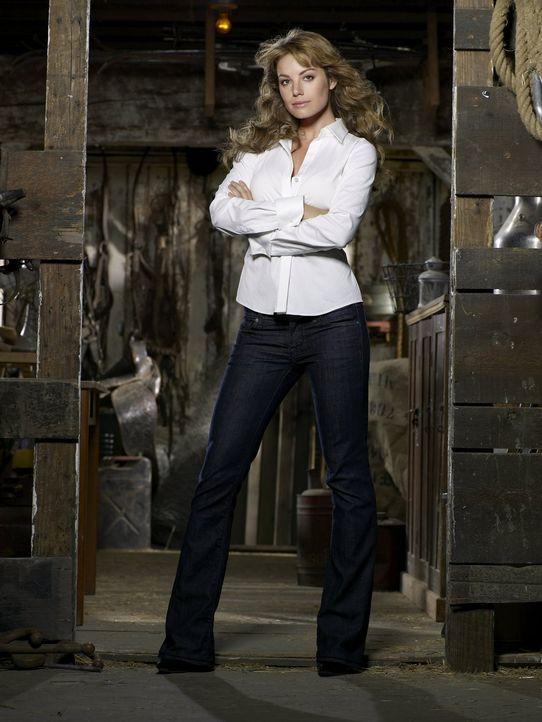 Möchte eine gesunde Mischung zwischen Job und kompliziertem Liebesleben finden: Lois (Erica Durance) ... - Bildquelle: Warner Bros.