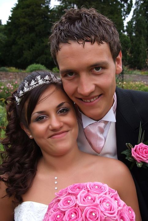 Andy und Serina - Bildquelle: DRG