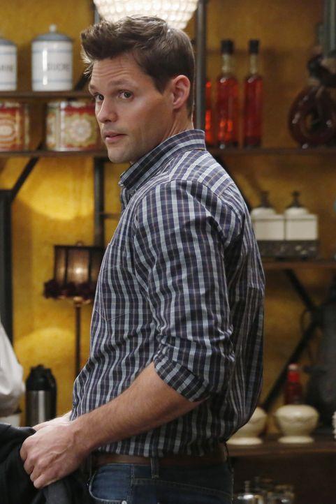 Kurz vor der Hochzeit steht Matthew (Justin Bruening) vor neuen Herausforderungen ... - Bildquelle: ABC Studios