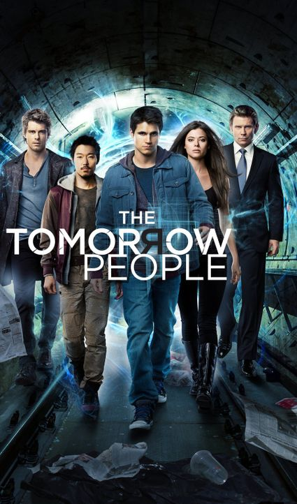 (1. Staffel) - Tomorrow People - Artwork - Bildquelle: Warner Bros. Entertainment, Inc.
