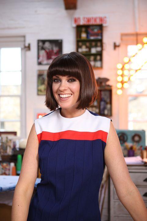 Der Vintage Style einmal anders: Dawn O'Porter zeigt, wie alte Kleidungsstücke in den Alltag integriert werden können ... - Bildquelle: Zodiak Rights 2013