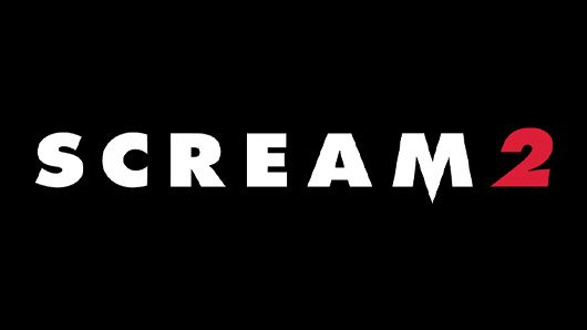 Scream 2 - Logo - Bildquelle: Paramount Pictures and Miramax. All Rights Reserved.