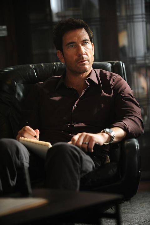 Als Ben Harmon (Dylan McDermott) erfährt, dass seine ehemalige Geliebte von ihm schwanger ist, gerät er in einen Gewissenskonflikt. - Bildquelle: 2011 Twentieth Century Fox Film Corporation. All rights reserved.