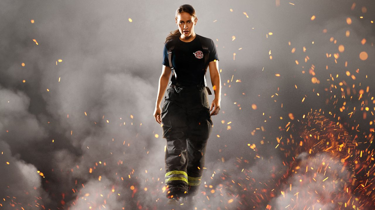 (1. Staffel) - Seattle Firefighters - Die jungen Helden - Artwork - Bildquelle: 2018 American Broadcasting Companies, Inc. All rights reserved.
