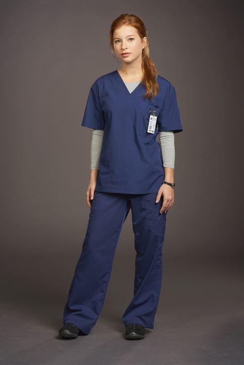 (3. Staffel) - Dr. Sydney Katz (Stacey Farber), die Chefärztin der Pädiatrie und Gynäkologie, hat keinen leichten Stand im Zion Hope ... - Bildquelle: 2014 Hope Zee Three Inc.