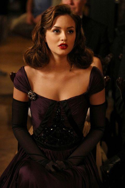 Blair (Leighton Meester) versteht die Welt nicht mehr, als Vanessa die Auszeichnung bekommt und will diesem Albtraum nur entfliehen. - Bildquelle: Warner Brothers