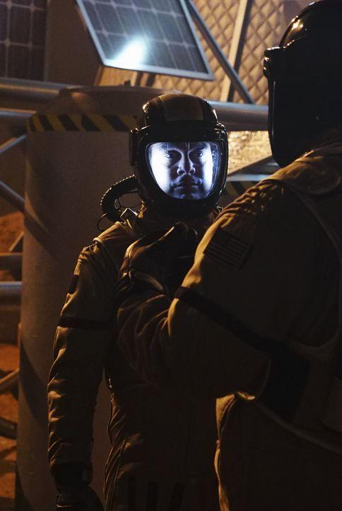 Auf der Suche nach dem Täter macht Esposito (Jon Huertas) eine fürchterliche Entdeckung ... - Bildquelle: Richard Cartwright ABC Studios / Richard Cartwright